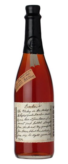 Booker's Bourbon 750ml $50, could charge double and you would feel like you are getting over on them!
