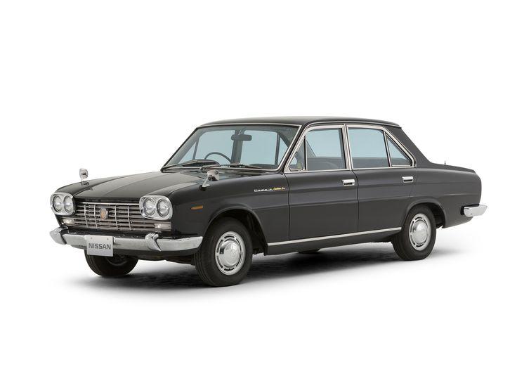 1966-67 Nissan Cedric