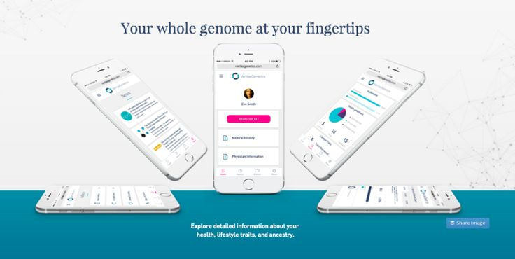 Veritas Genetics was one of the first companies to sequence the entire human genome for less than $1,000 in 2015. It's now taken that technology a step..