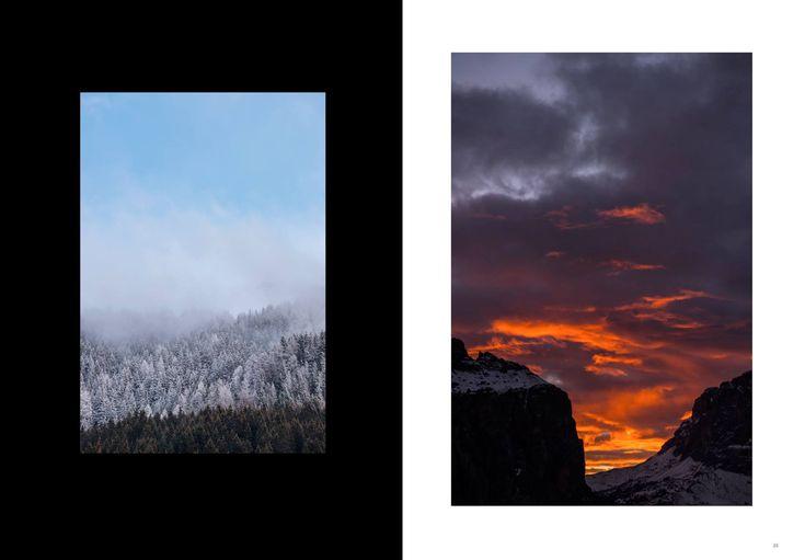 Dolomiti. Dalla Fotografia macro al Paesaggio  #vividolomiti #edizioni #montagna