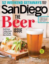 San Diego Magazine May 2014 - May 2014 - Best Fish Taco Places