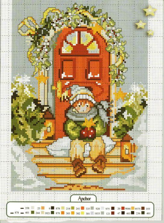 Gallery.ru / Фото #10 - COSE PER CREARE Natale dei bimbi - NINULYKA