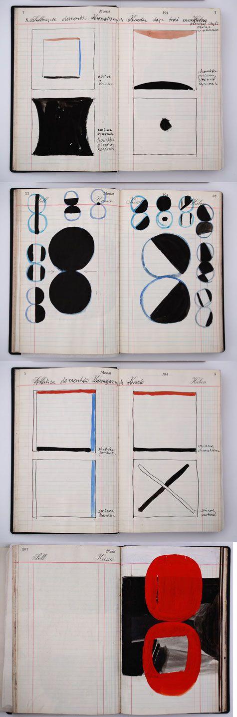 Jan Berdyszak – Sketchbooks