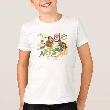 Wonder Pets! | Arts and Crafts T-Shirt - click to get yours right now!