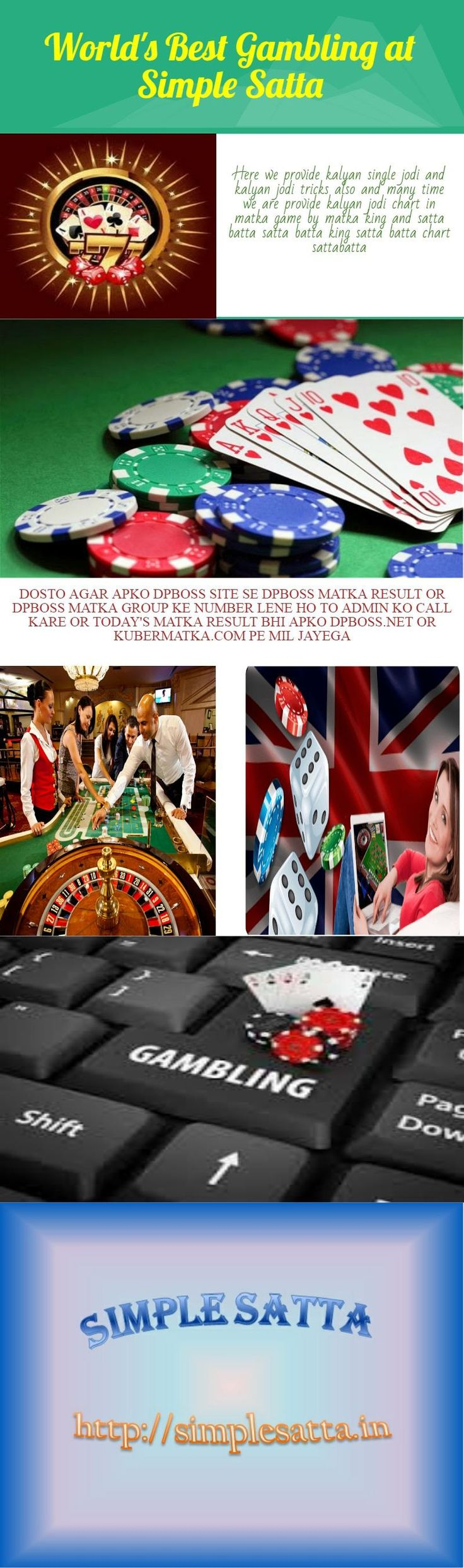 Kalyan gambling how to cheat the casino