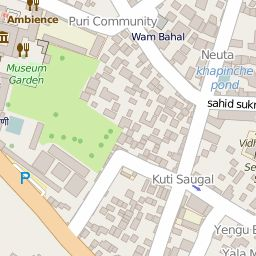 Patan — Wikivoyage Map