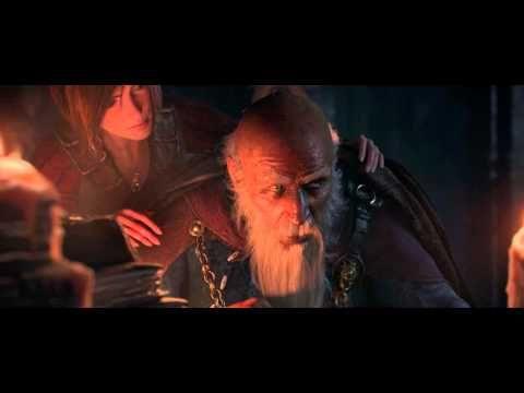 Diablo III Opening Cinematic - YouTube