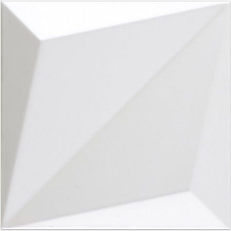 Origami White Shapes Dune
