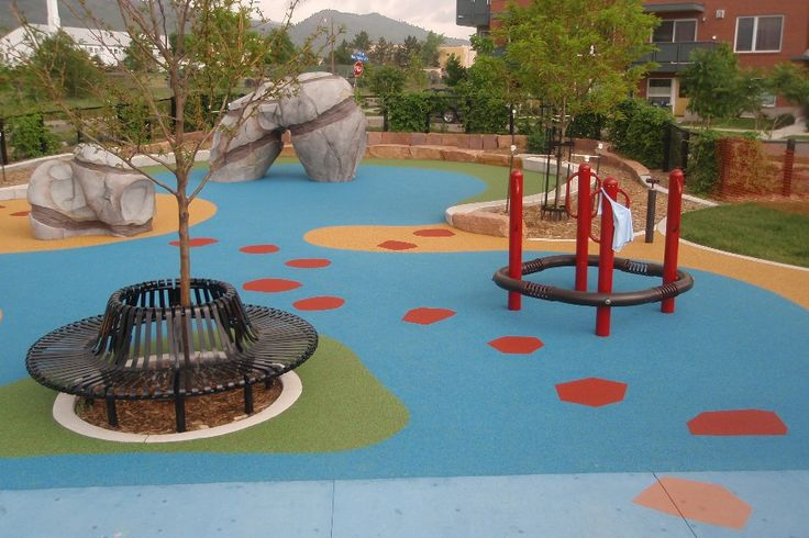 playground rubber floor Google Search (With images