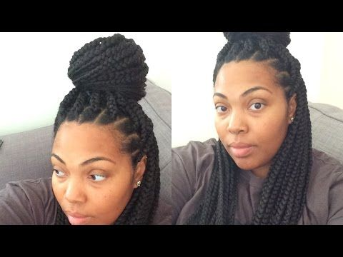 Super 17 Best Ideas About How To Box Braid On Pinterest Box Braids Hairstyle Inspiration Daily Dogsangcom