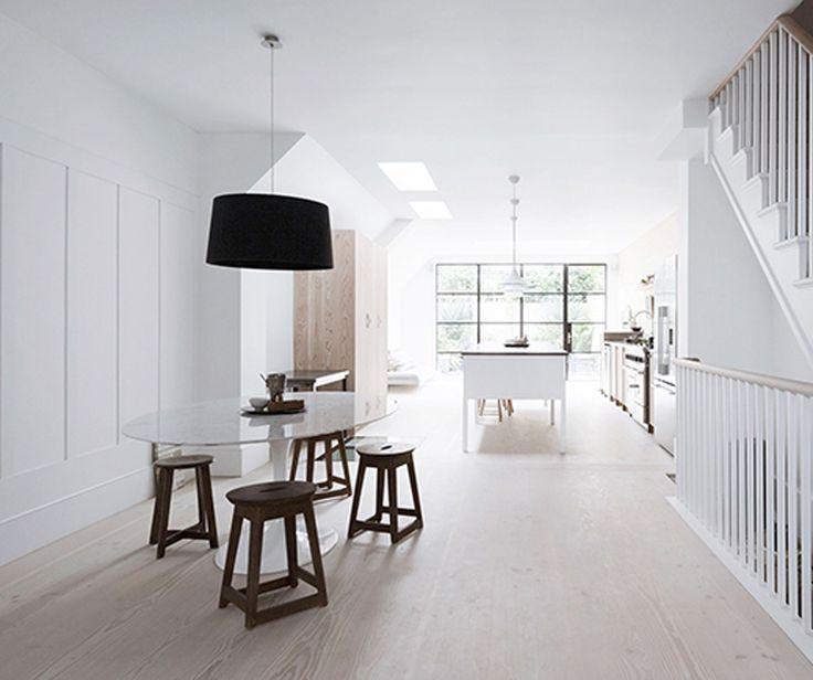 white-toned colour palette and luminous glass #interdema #interiordesign #b2b