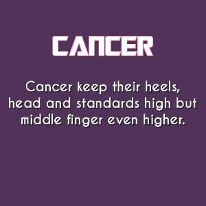 Cancer ♋ Zodiac Sign by julia