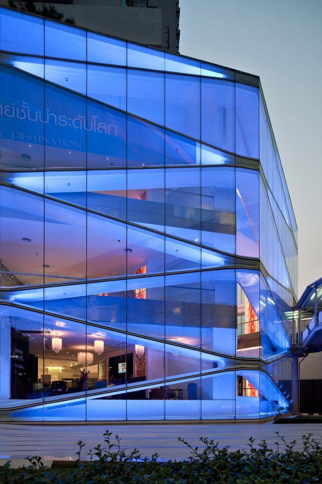 Bangkok Mediplex - Orbit Architects