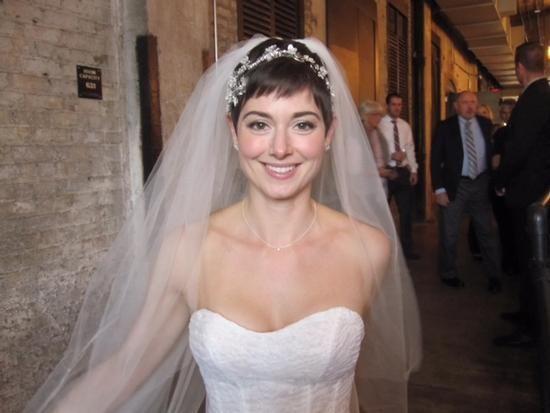 33 best Bridal Pixie images on Pinterest | Wedding hair styles ...