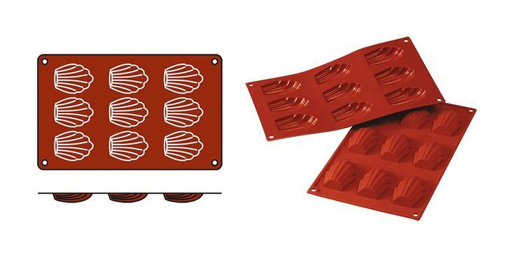 Gefabriceerd uit 100% food-friendly siliconen, vanuit de koeling of diepvries kunnen de matten op een rooster/bakplaat direct in de oven geplaatst worden, door ...