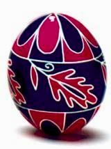 Traditional Pysanky