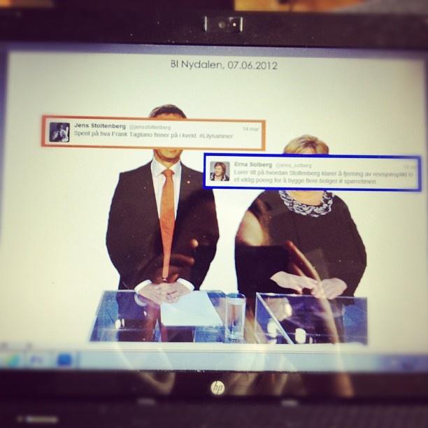 Da har jeg i alle fall forsiden klar. #Bachelor - @hildemartine- #webstagram