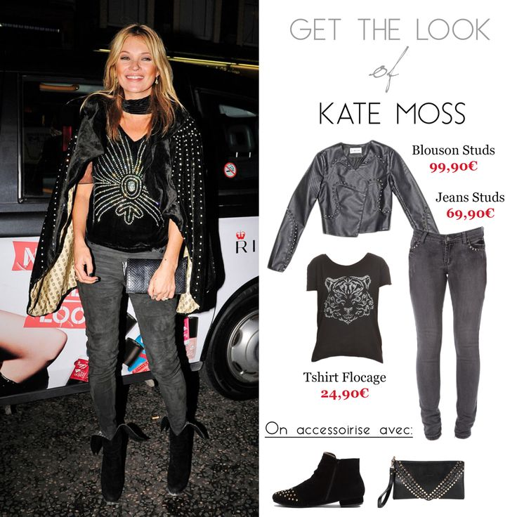 BEST MOUNTAIN // GET THE LOOK OF ... Kate Moss