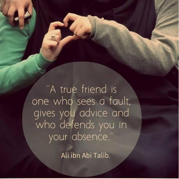 true friends