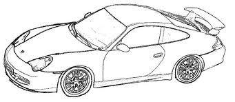 coloriage voiture de course - Recherche Google