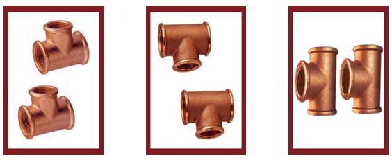 Bronze Equal Tee BSP #BronzeEqualTeeBSP #brassreducingtee #brasspipetee #brassteefittings #brassteefitting #brasstee