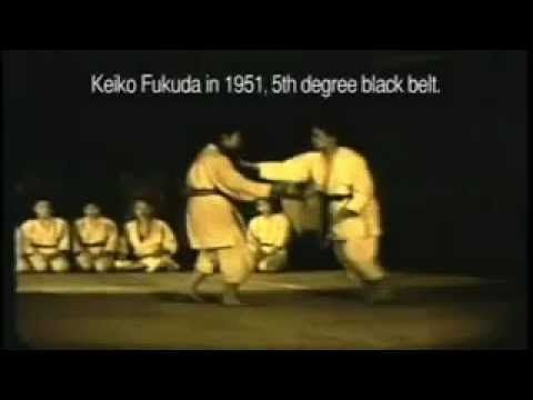Keiko Fukuda, a renowned pioneer in women's Judo,  was the highest-ranked female judoka in history, holding the rank of 9th dan from the Kodokan and the United States Judo Federation (USJF), and 10th dan from USA Judo.  She is still, so far, the only woman to have been promoted to 10th dan in the art. She was the last surviving student of Kanō Jigorō, founder of Judo.