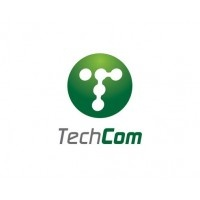 TechCom is a free logo made by Widewebpro, you can download this for free!