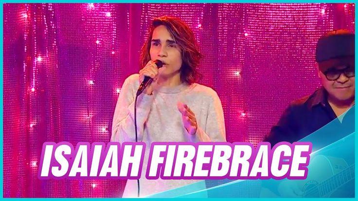 "Hanging With - Isaiah Firebrace Sings ""It's Gotta Be You"" - Disney Chann..."