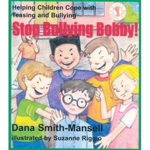 """""""Robin, a seven-year-old girl, sees Bobby, the new kid in the neighborhood, being teased and bullied by other kids. . . . Robin wants to help Bobby, but doesn't know how so she asks her parents for help."""" B y Dana Smith-Mansell. Ages 4+."""