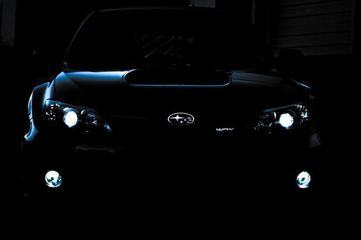 Love it! Subaru Impreza WRX