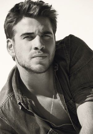 Saw Hunger Games last night: Liam Hemsworth (Gale), I eagerly await more lines from you in the sequel.