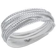 Swarovski Slake Gray Bracelet #banglemania