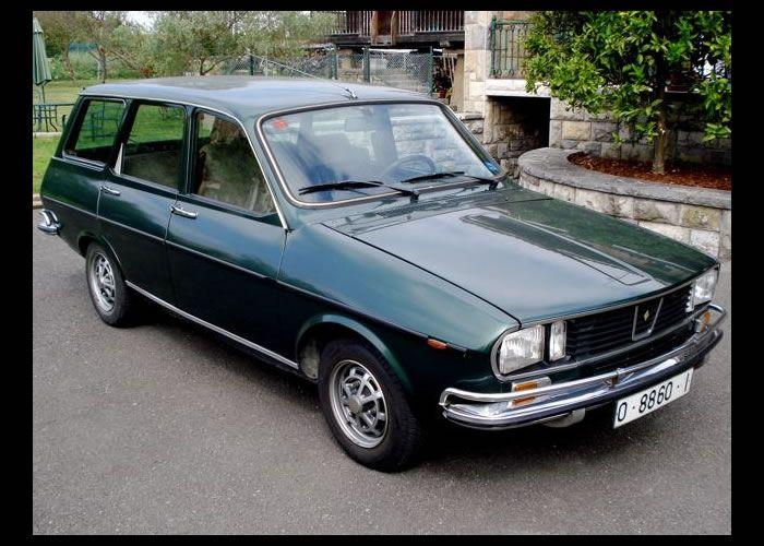 Renault 12 S Familiar