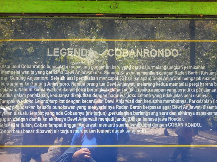 Coban Rondho Waterfall, the legend of Coban Rondho #Malang #EastJava #Indonesia