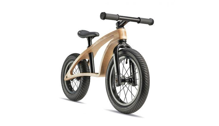 ▷ S'cool pedeX bamboo Laufrad bamboo black online bestellen bei bikester.ch