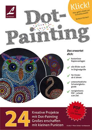 79 best dot painting images on pinterest dot painting mandalas 24 tolle dot painting ideen als pdf ebook fandeluxe Ebook collections