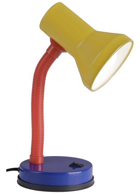 JUNIOR - detská pracovná lampa farebná