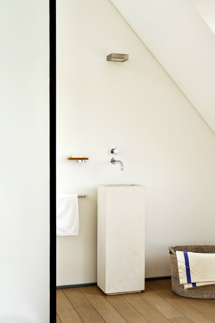 VOLA Taps for bathroom Serenidad oriental - AD España, © Francis Amiand
