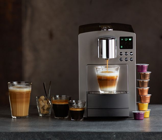 Verismo Coffee Machine | Noel Barnhurst | Food Photographer