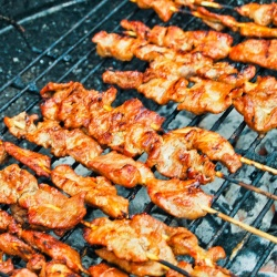 Thumbnail image for Filipino Style Pork Barbecue