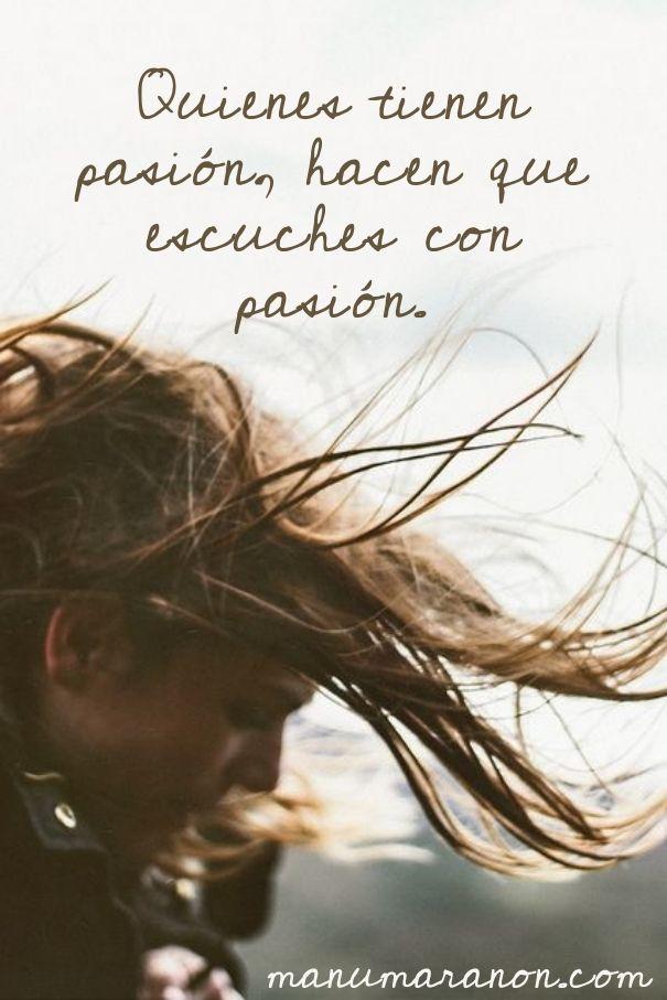 Check out my new PixTeller design! :: Quienes tienen pasión, hacen que escuches con pas...