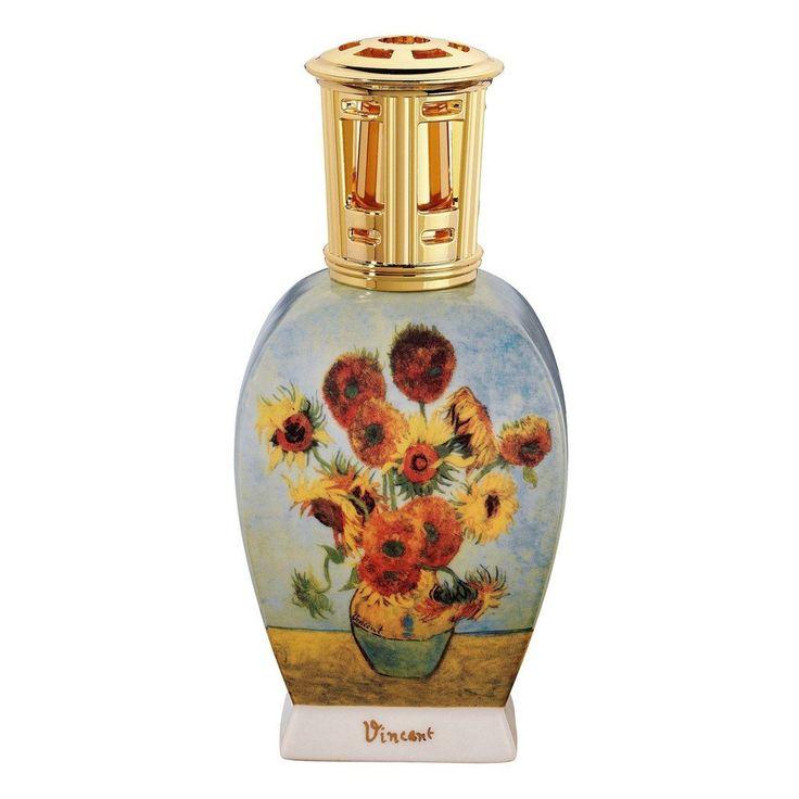 Good Sunflowers Van Gogh Lampe Berger Lamp