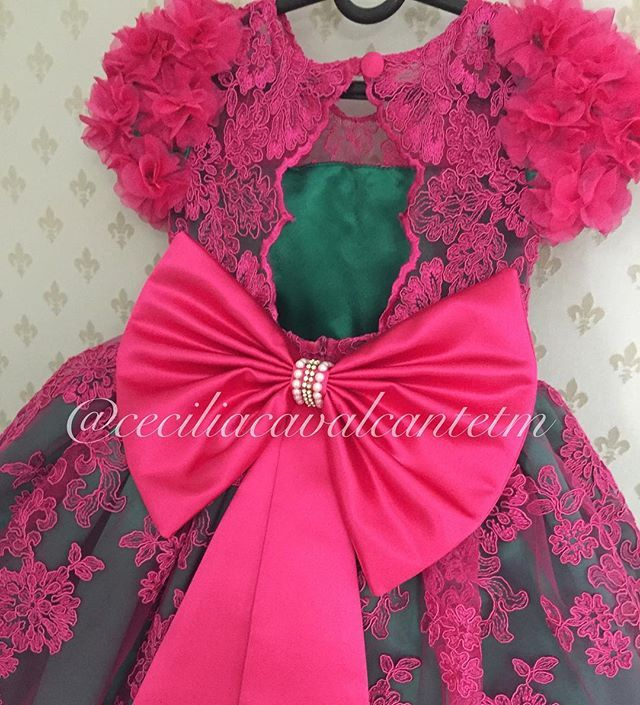 Jacqui e red dress toddler