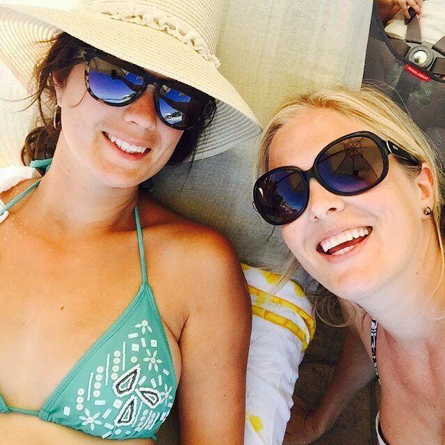 Enjoy the Greek sun and work your tan as our guest @karaninahoner! #PaliokalivaVillage #Zante #Summer