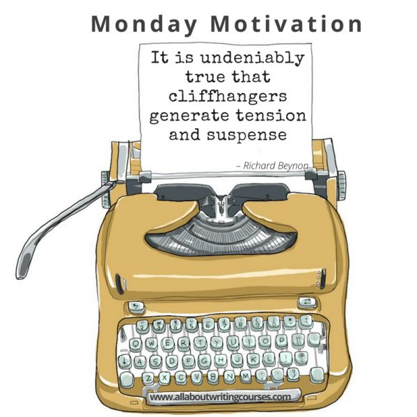 Monday Motivation: What keeps you turning the page? – All About Writing Courses