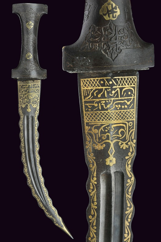 A kandshar      provenance:Turkey  dating: 19th Century