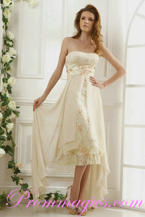 Famous Cream Colored Prom Dresses Ideas - Dress Ideas For Prom ...