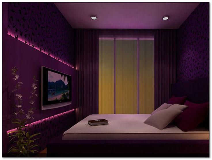 32 Besten Purple Bedroom Bilder Auf Pinterest | Lila Schlafzimmer,  Bettwäsche Und Lila Tagesdecke