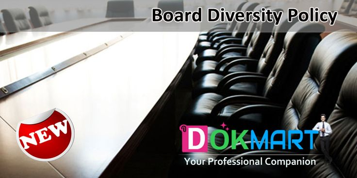 Get Board Diversity Policy in editable word format with all relevant regulations, draft agenda, minutes for Board and Committee, at one place. This document is meticulously drafted and intends to save your time and effort.