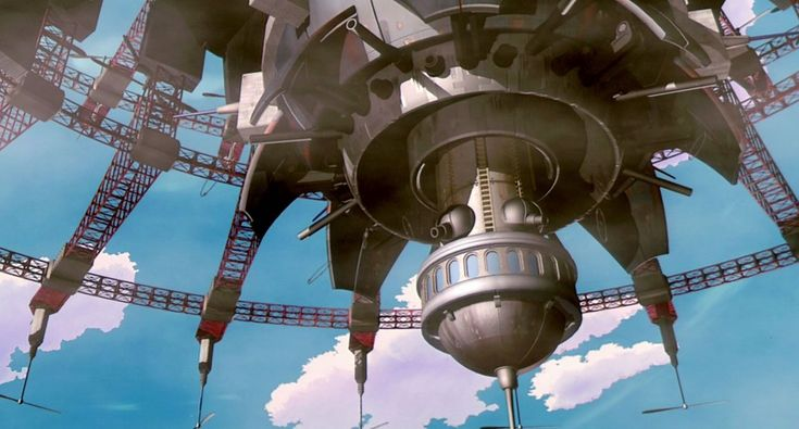 Lawrence III's airship. Learn all about #Pokemon the Movie 2000: The Power of One as the shorts that accompanied it @ http://www.pokemondungeon.com/movies/pokemon-the-movie-2000-the-power-of-one